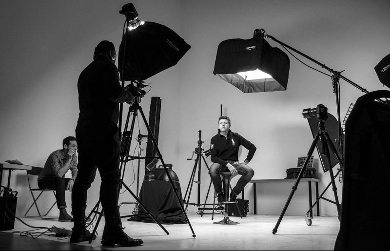 آموزش نورپردازی عکاسی پرتره و مدلینگ