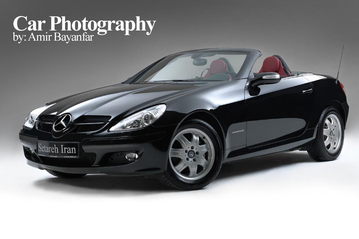 عکاسی خودرو